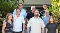 Eclipse team in Palm Cove, Queensland