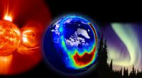 Collage image for space weather