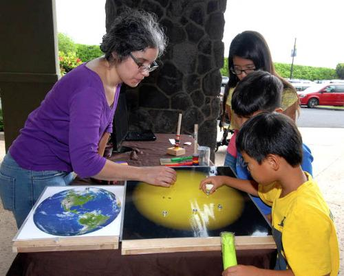 Astroday West Hawaii community event image