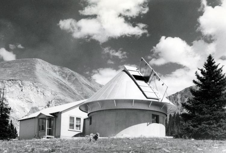 The Climax Observatory in the 1940s