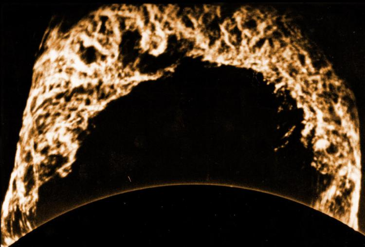 Granddaddy Prominence observed in 1946