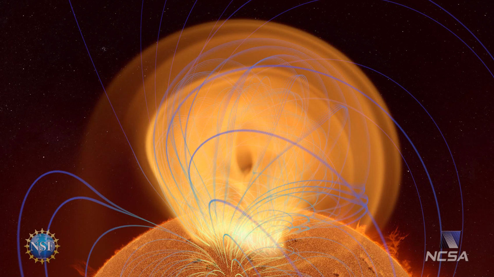 solar superstorms Solar superstorms excerpt: solar plasma interacting with earth's magnetic field a turbulent pulse of solar plasma interacts with earth's magnetic field in one.