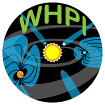 Graphic image of WHPI logo